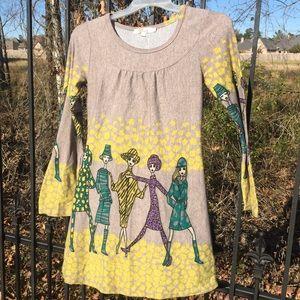 Aryeh  mod heather dress